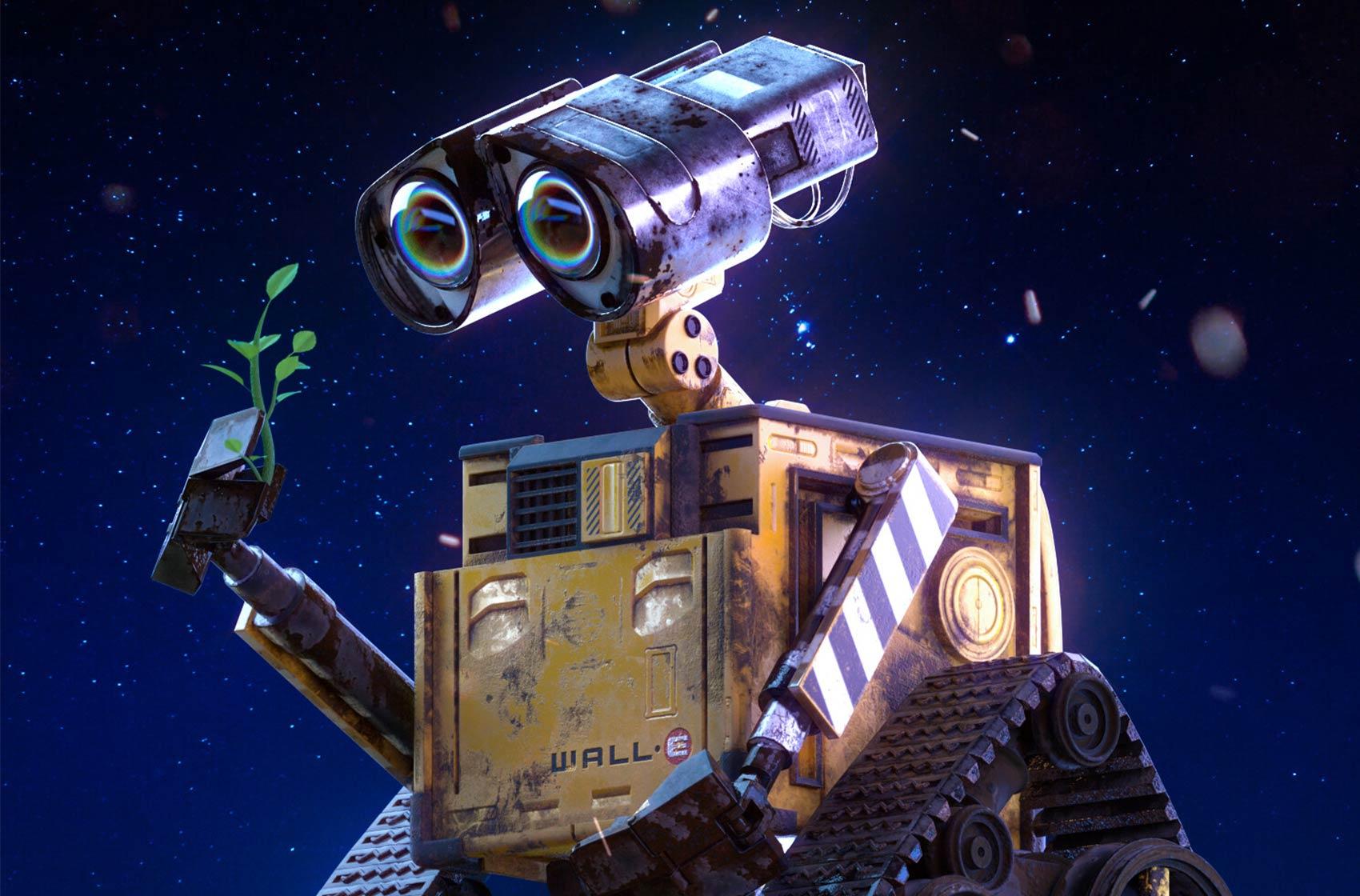 Wall-E - Meilleurs films Disney plus