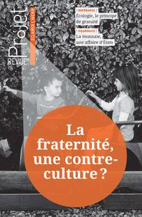 La fraternité, une contre-culture ?